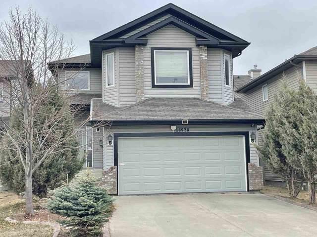 16928 119 Street, Edmonton, AB T5X 6H8 (#E4243007) :: Initia Real Estate