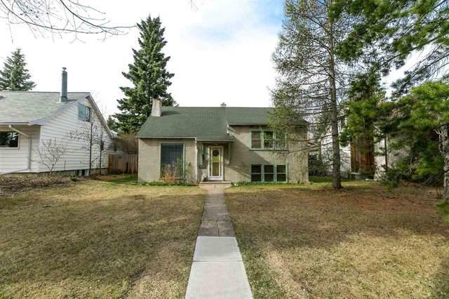 11618 76 Avenue, Edmonton, AB T6G 0K8 (#E4243011) :: Initia Real Estate