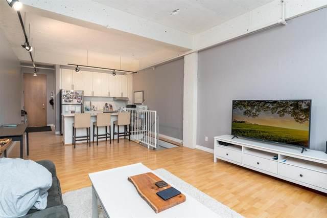 104 10355 105 Street, Edmonton, AB T5J 1E8 (#E4243012) :: The Good Real Estate Company