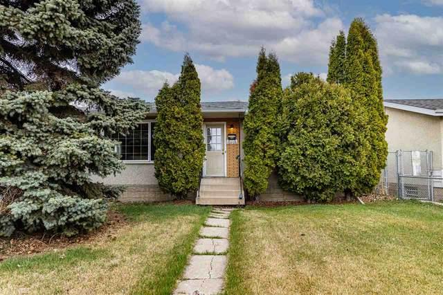 12735 129 Street NW, Edmonton, AB T5L 1H9 (#E4243021) :: Initia Real Estate