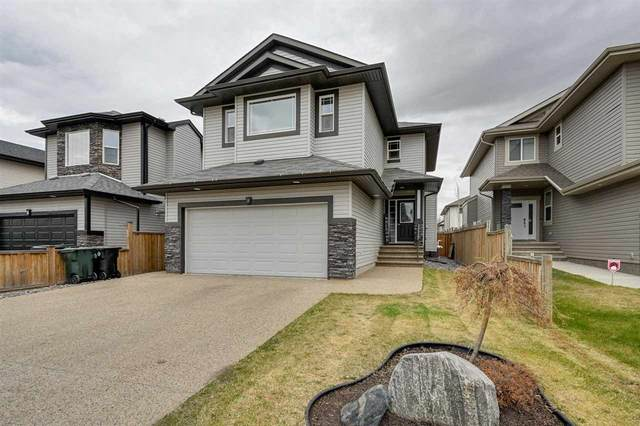 10 Hewitt Circle, Spruce Grove, AB T7X 0K5 (#E4243022) :: The Good Real Estate Company