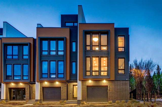1 1304 Rutherford Road, Edmonton, AB T6W 0B4 (#E4243029) :: Initia Real Estate
