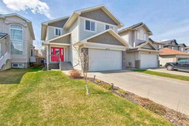 16232 54B Street, Edmonton, AB T5Y 0E8 (#E4243032) :: Initia Real Estate
