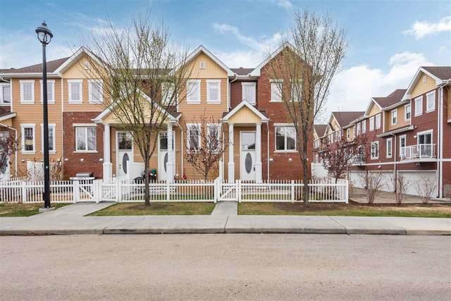 4898 Terwillegar Common, Edmonton, AB T6R 0S3 (#E4243033) :: Initia Real Estate