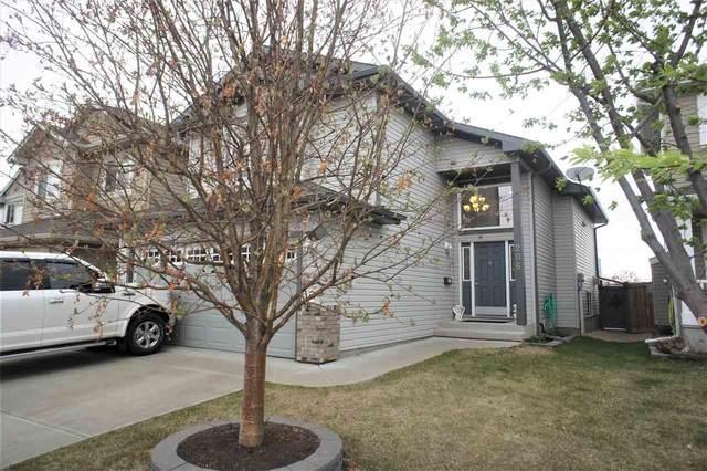 206 Wellington Place, Fort Saskatchewan, AB T8L 0G4 (#E4243034) :: Initia Real Estate