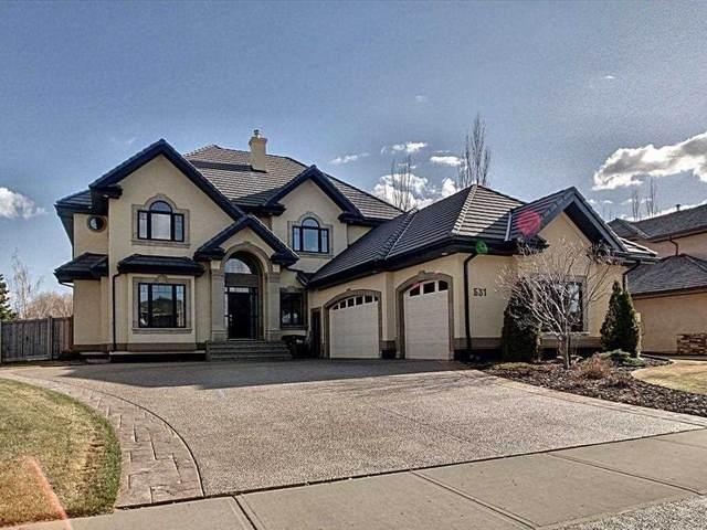 531 Balmoral Crescent, Rural Strathcona County, AB T8B 0A2 (#E4243036) :: Initia Real Estate