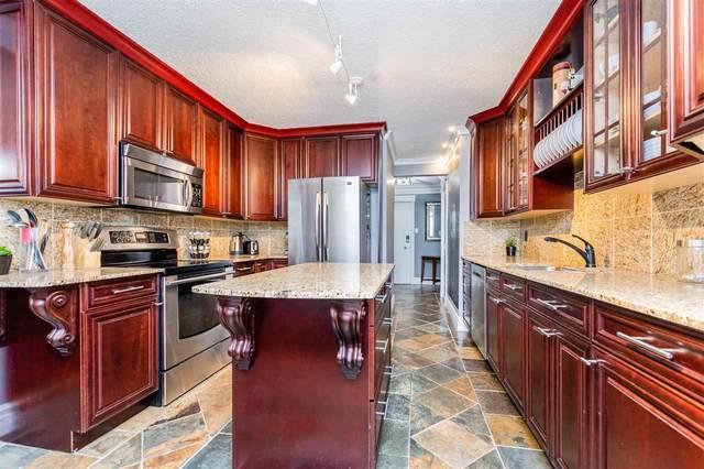 405 10745 83 Avenue, Edmonton, AB T6E 2E5 (#E4243040) :: Initia Real Estate