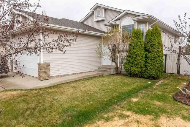 13031 157 Avenue, Edmonton, AB T6V 1C2 (#E4243052) :: Initia Real Estate