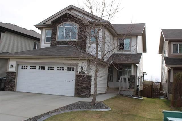 1634 Westerra Avenue, Stony Plain, AB T7Z 0H3 (#E4243056) :: Initia Real Estate