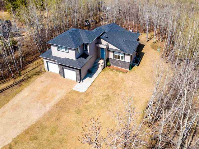 #20 50054 RGE RD 232, Rural Leduc County, AB T4X 0K8 (#E4243057) :: Initia Real Estate