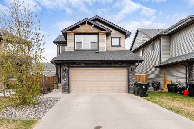 25 Meadowview Landing, Spruce Grove, AB T7X 0N8 (#E4243061) :: The Good Real Estate Company