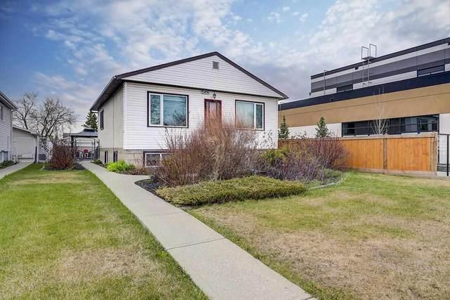 15816 100 Avenue, Edmonton, AB T2P 0L2 (#E4243074) :: Initia Real Estate