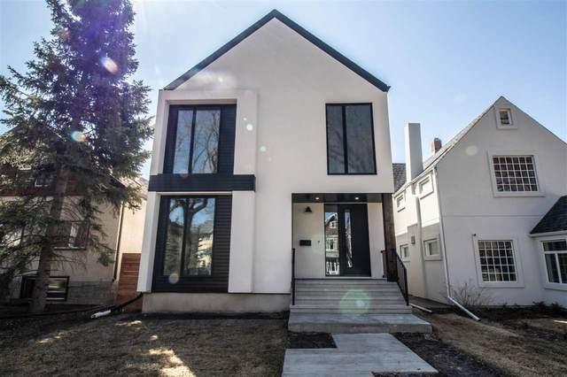 10925 University Avenue, Edmonton, AB T6G 1Y1 (#E4243096) :: Initia Real Estate