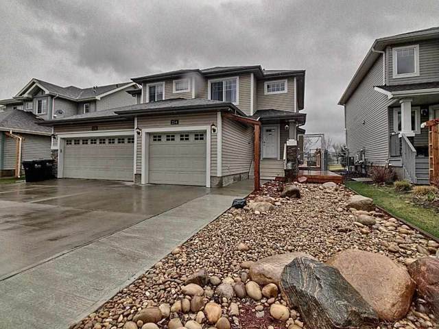 214 Charlotte Way, Sherwood Park, AB T8H 0K6 (#E4243097) :: The Good Real Estate Company
