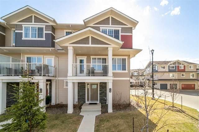 14 17832 78 Street, Edmonton, AB T5Z 0P7 (#E4243098) :: Initia Real Estate
