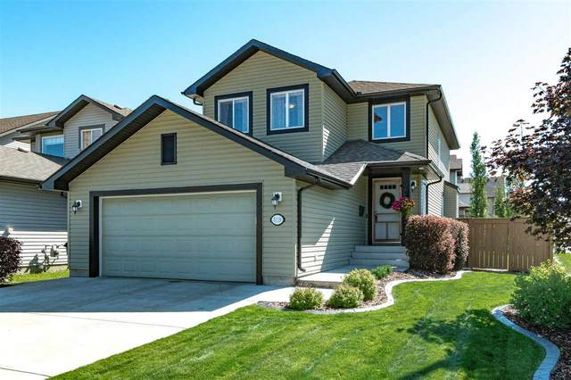 5119 Sunview Drive, Sherwood Park, AB T8H 0K1 (#E4243120) :: The Good Real Estate Company