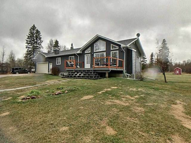 4 - 53306 Rge Rd 35, Rural Parkland County, AB T0E 0N0 (#E4243121) :: The Good Real Estate Company