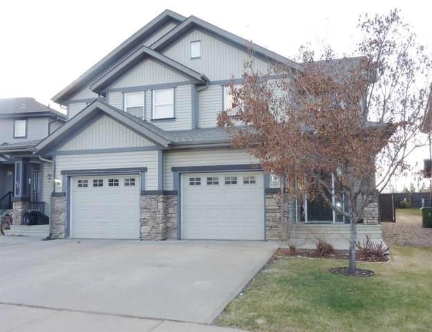 58 Calvert Wynd, Fort Saskatchewan, AB T8L 0C3 (#E4243128) :: Initia Real Estate