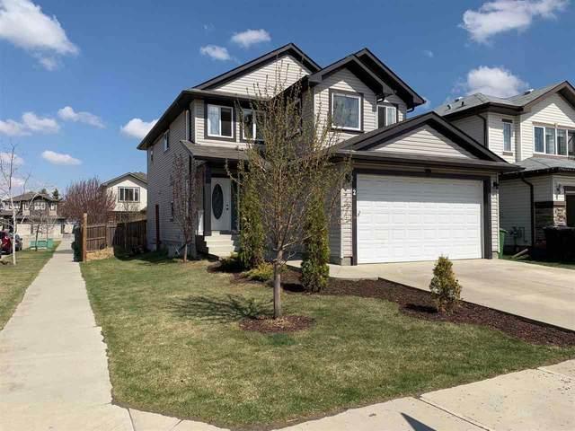 2 Sequoia Bend, Fort Saskatchewan, AB T8L 0J2 (#E4243129) :: Initia Real Estate