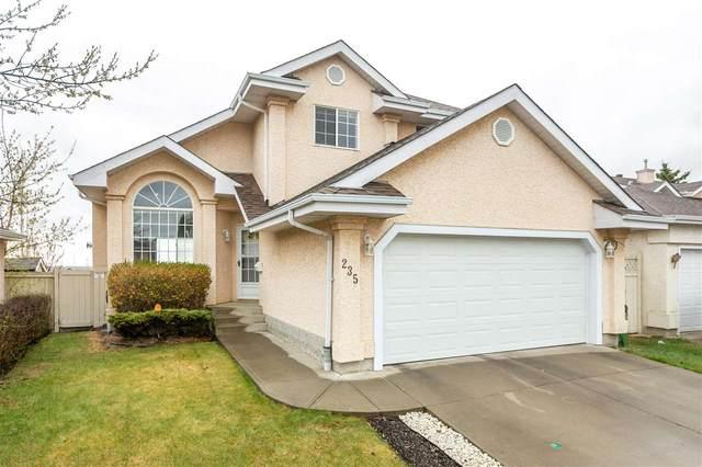 235 River Point(E), Edmonton, AB T5A 4Z2 (#E4243138) :: Initia Real Estate