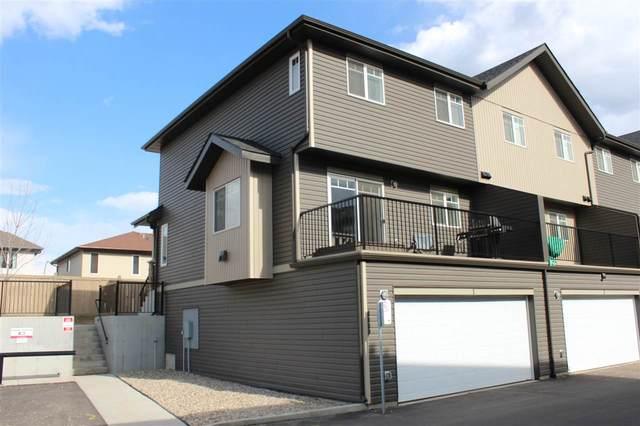 1 9515 160 Avenue, Edmonton, AB T5Z 0M4 (#E4243140) :: Initia Real Estate