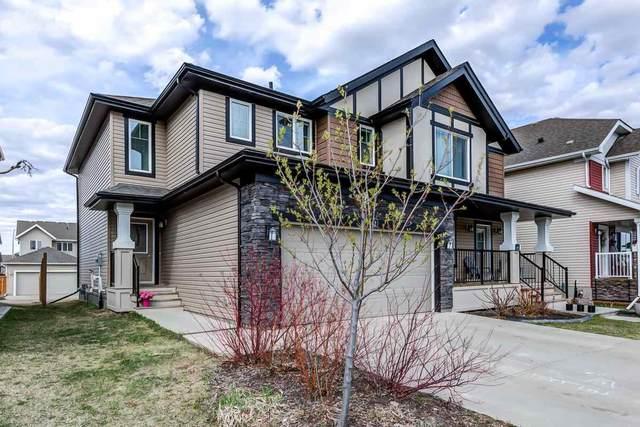 42 Sierra Wynd, Fort Saskatchewan, AB T8L 0T3 (#E4243141) :: Initia Real Estate