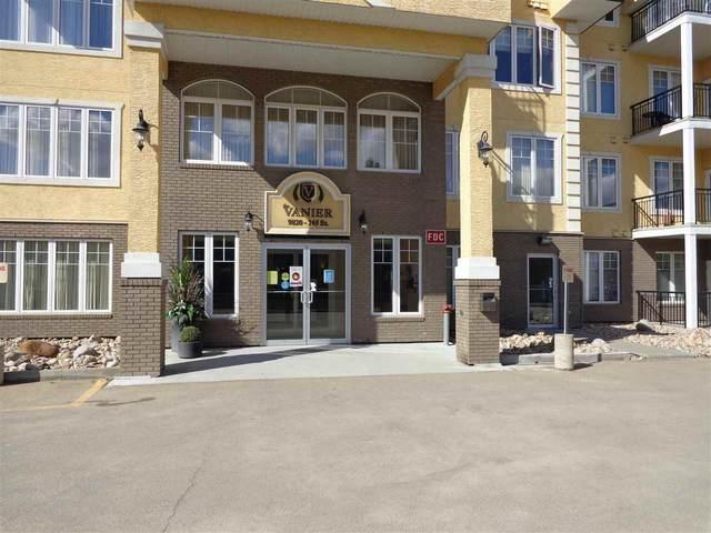 214 9820 165 Street NW, Edmonton, AB T5P 0N3 (#E4243143) :: Initia Real Estate