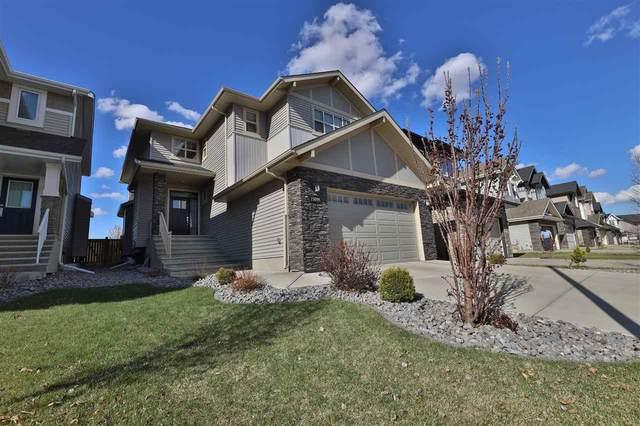 15844 10 Avenue, Edmonton, AB T6W 2H2 (#E4243144) :: Initia Real Estate