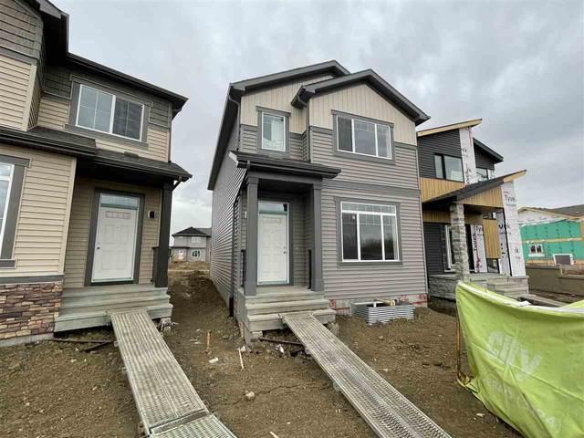 447 37 Avenue, Edmonton, AB T6T 2L7 (#E4243147) :: Initia Real Estate