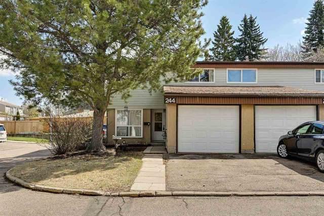 244 Grandin Village, St. Albert, AB T8N 2J3 (#E4243152) :: Initia Real Estate