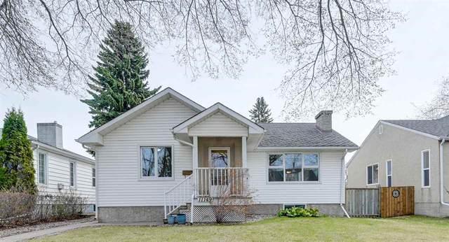 11149 68 Street, Edmonton, AB T5B 1N4 (#E4243153) :: Initia Real Estate