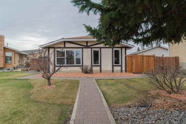14142 26 Street, Edmonton, AB T5Y 1G9 (#E4243154) :: Initia Real Estate