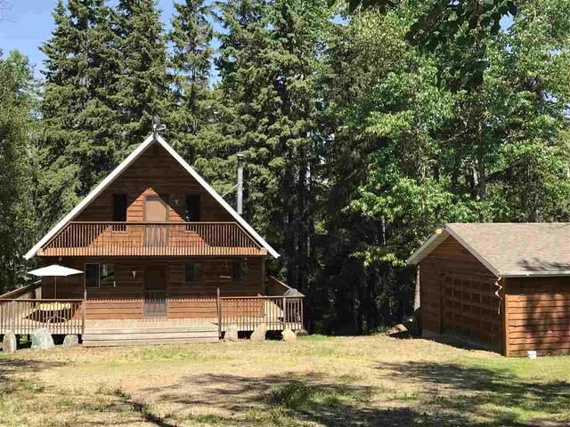 718 12272, Rural Smoky Lake County, AB T0A 3E0 (#E4243156) :: Initia Real Estate