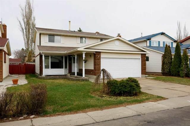 7707 181 Street NW, Edmonton, AB T5T 2A6 (#E4243159) :: Initia Real Estate