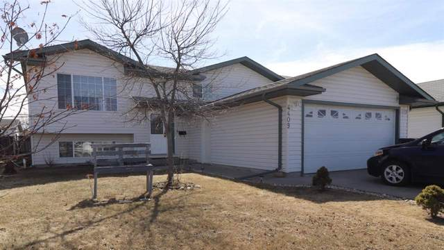 4409 53 Avenue, Cold Lake, AB T9M 1Z7 (#E4243160) :: Initia Real Estate