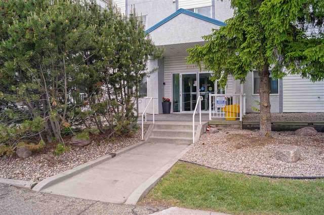 403 11446 40 Avenue, Edmonton, AB T6J 0R5 (#E4243161) :: The Foundry Real Estate Company