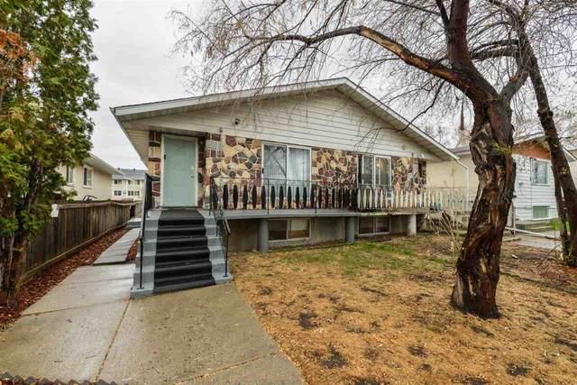 12036 81 Street, Edmonton, AB T5B 2S8 (#E4243162) :: Initia Real Estate