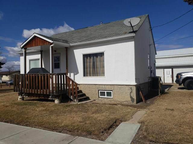 5016 - 48 Avenue, Mayerthorpe, AB T0E 1N0 (#E4243164) :: Initia Real Estate