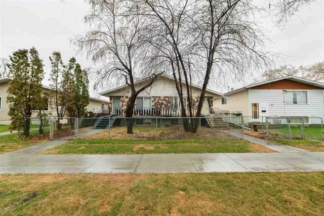 12038 81 Street, Edmonton, AB T5B 2S8 (#E4243166) :: Initia Real Estate