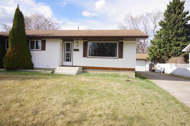 56 Springfield Crescent, St. Albert, AB T8N 0K1 (#E4243169) :: The Good Real Estate Company