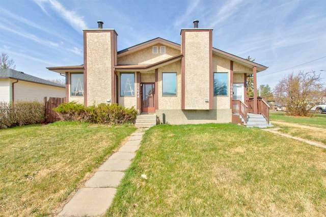 10644 - 10646 152 Street, Edmonton, AB T5P 1Y9 (#E4243172) :: Initia Real Estate