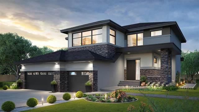 4140 Kennedy Green, Edmonton, AB T6W 3B3 (#E4243175) :: Initia Real Estate