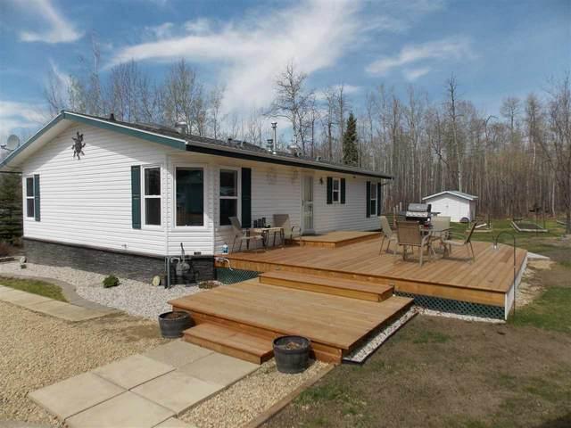 3652 57 Avenue, Rural Wetaskiwin County, AB T0C 2C0 (#E4243178) :: Initia Real Estate