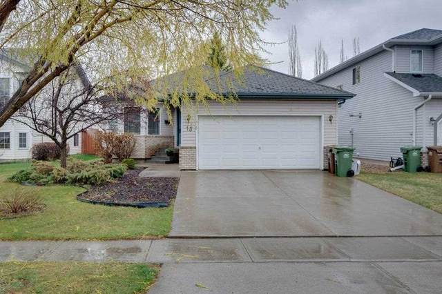 13 Oakridge Drive N, St. Albert, AB T8N 6H8 (#E4243180) :: Initia Real Estate
