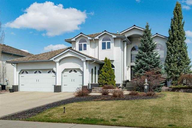 36 52304 RGE RD 233, Rural Strathcona County, AB T6L 4Y3 (#E4243189) :: The Good Real Estate Company