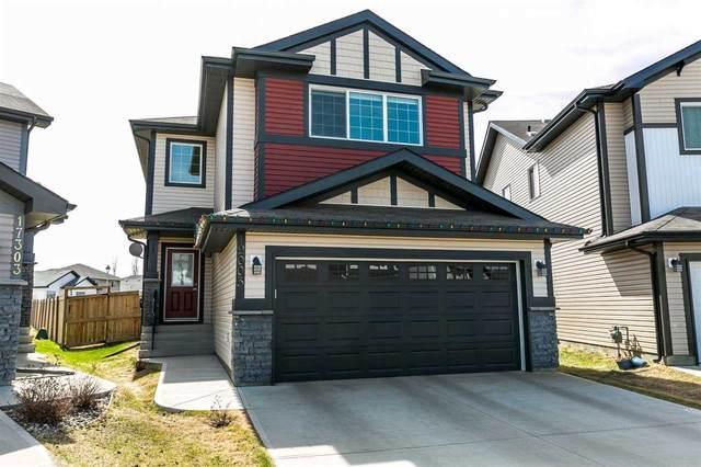 12003 173 Avenue, Edmonton, AB T5X 0J6 (#E4243193) :: Initia Real Estate