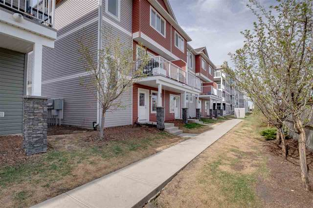 35 1816 Rutherford Road, Edmonton, AB T6W 2K6 (#E4243197) :: Initia Real Estate
