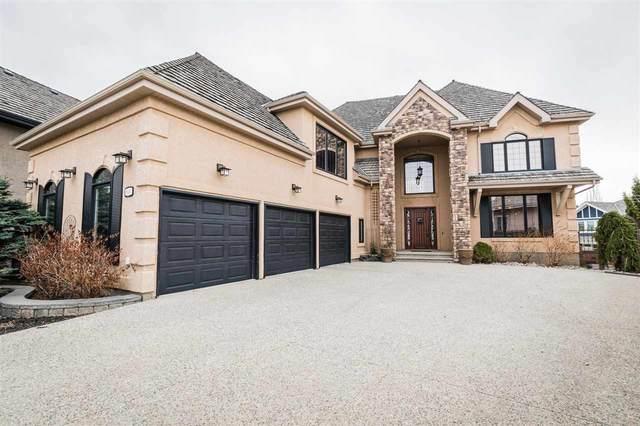 841 Drysdale Run, Edmonton, AB T6M 2Y3 (#E4243205) :: Initia Real Estate