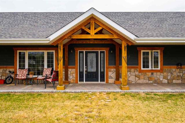 21 52229 RGE RD 25, Rural Parkland County, AB T7Y 2M3 (#E4243210) :: The Good Real Estate Company