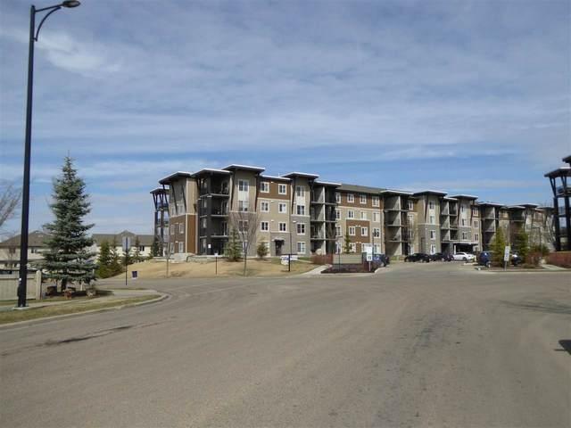 102 534 Watt Boulevard, Edmonton, AB T6X 1P7 (#E4243222) :: Initia Real Estate